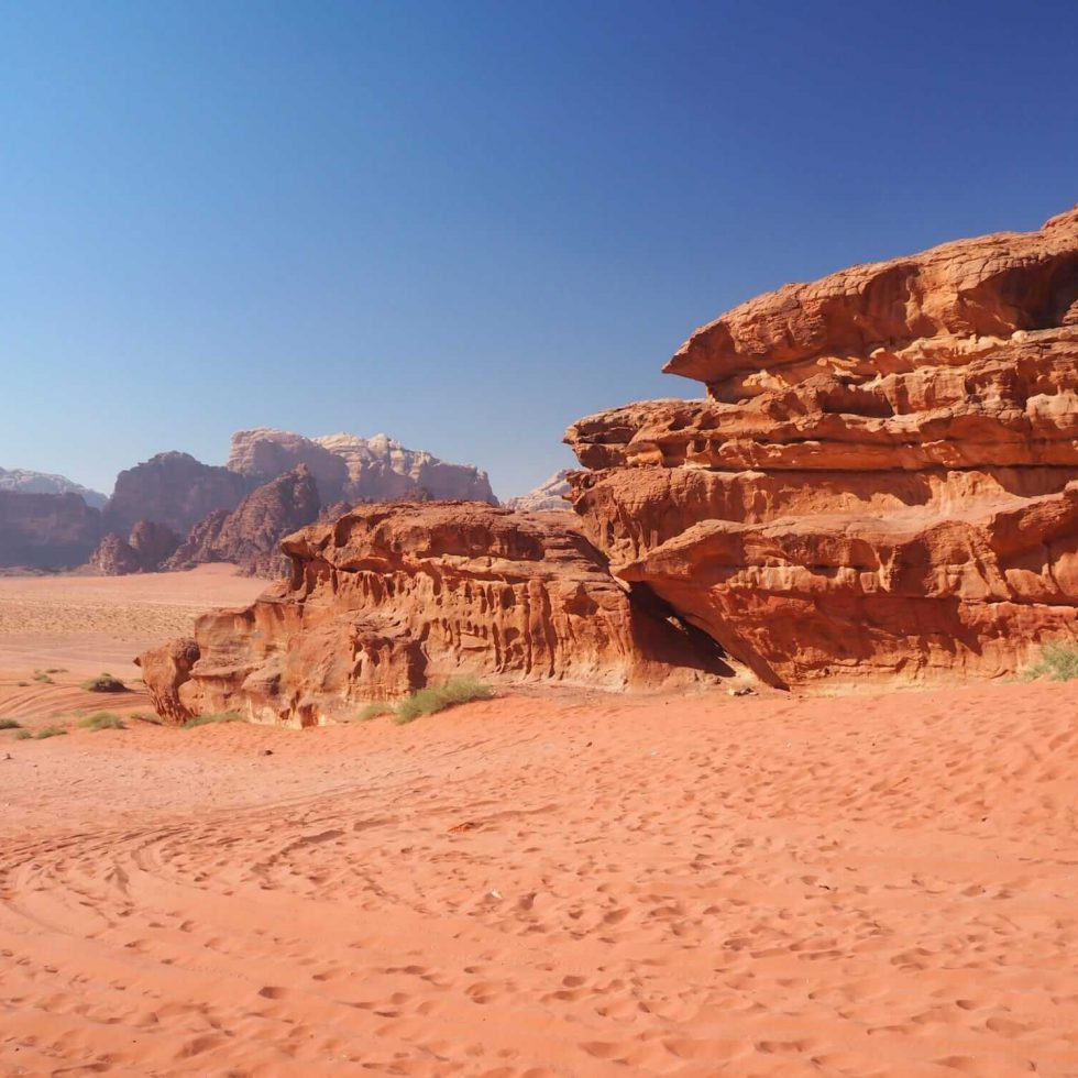 Wadi Rum | Different things to do in Jordan