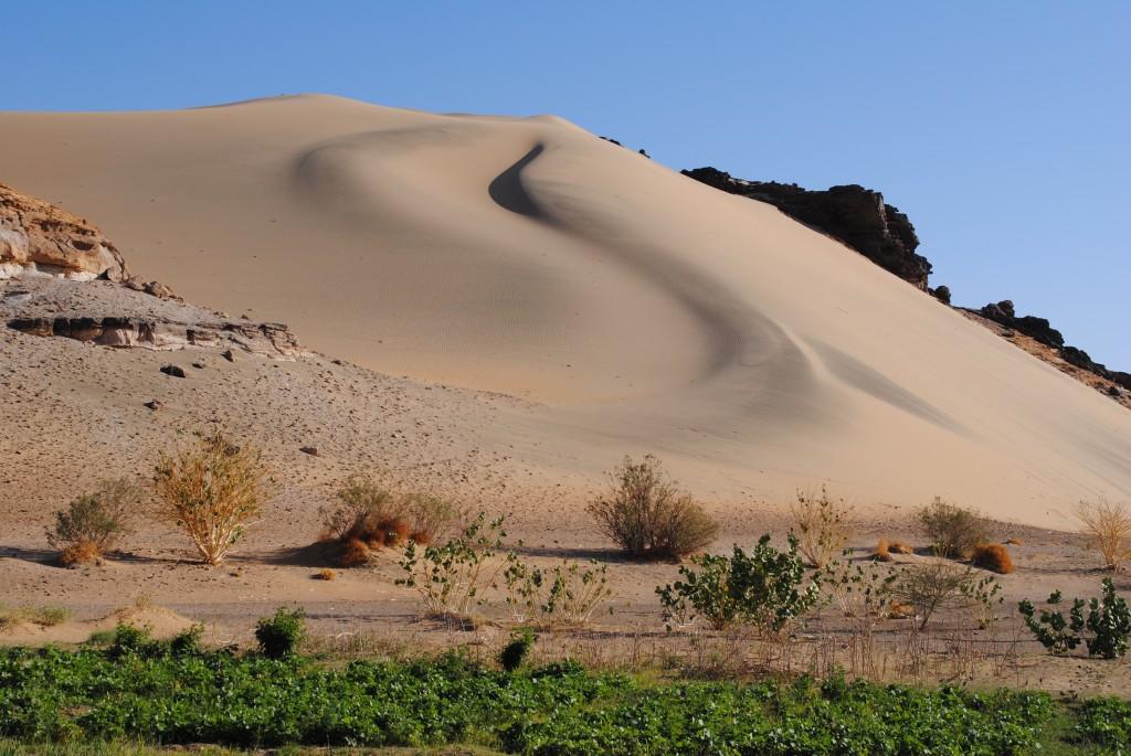 Jebel Dosha, Upper Nubia