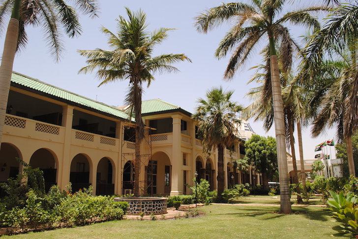 Grand Holiday Villa Khartoum Sudan