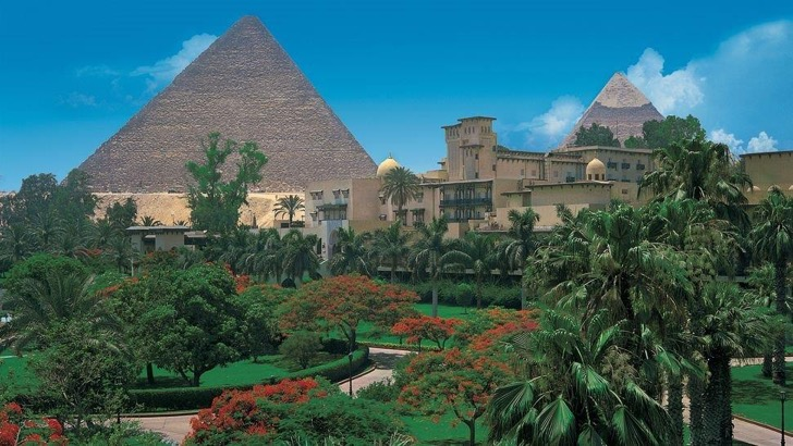 Mena House Hotel Cairo Egypt