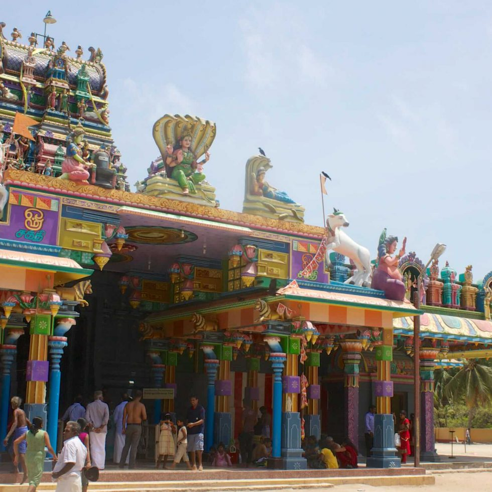 Naga Pooshani Amman Kovil Nainativu Jaffna Peninsula | Luxury Holiday to Sri Lanka