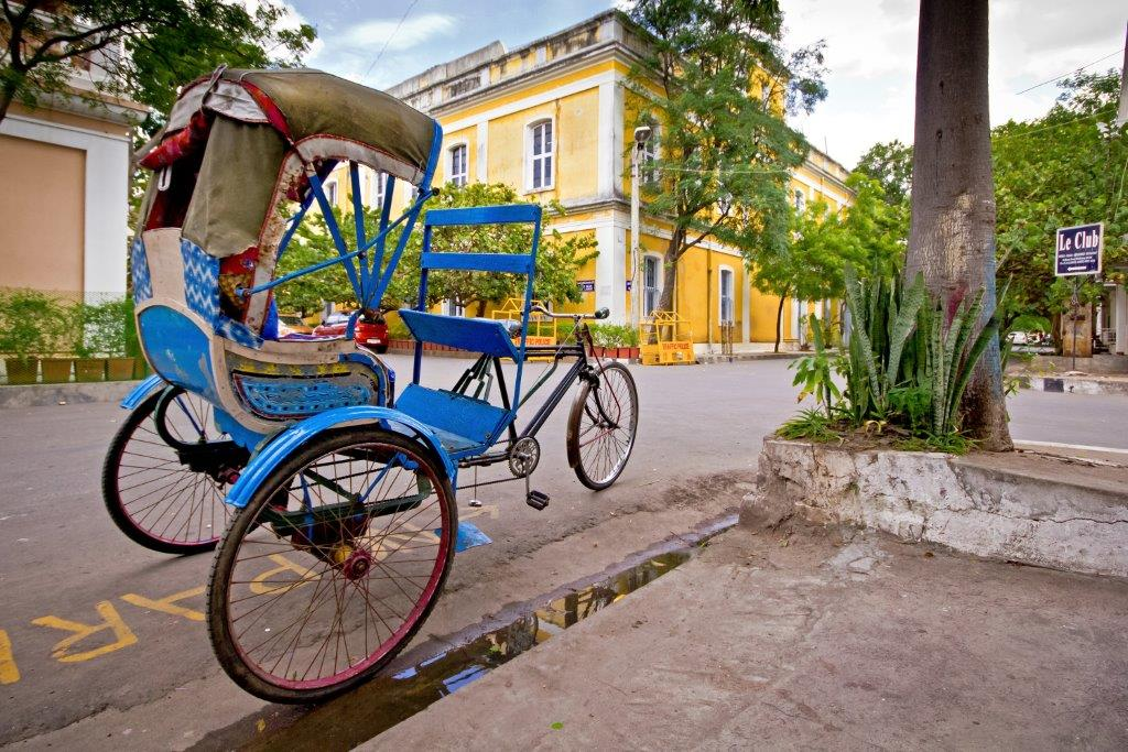 Pondicherry South India holiday