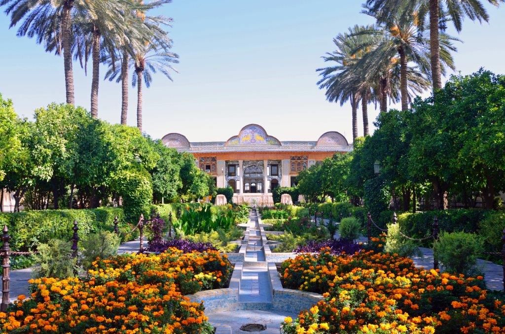 najaranjestan palace shiraz   tailor made holiday iran