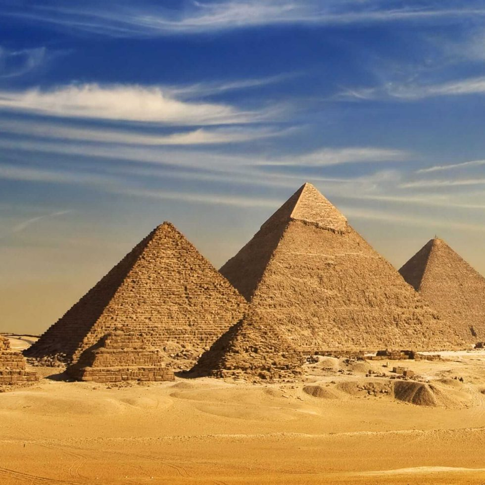 Everything you need to know when visiting the Pyramids in Cairo, Egypt