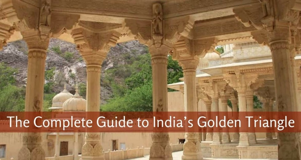 Guide to India's Golden Triangle