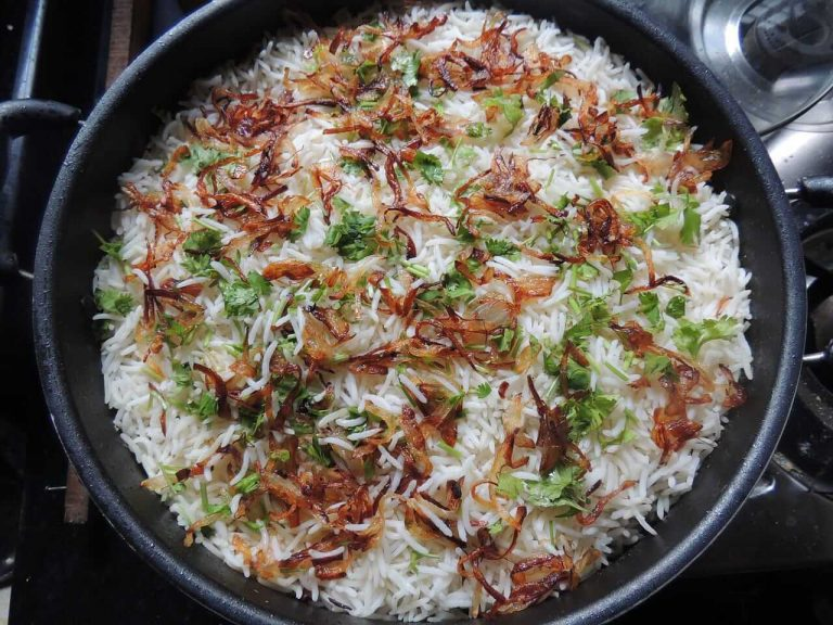 Biryani in Hyderabad