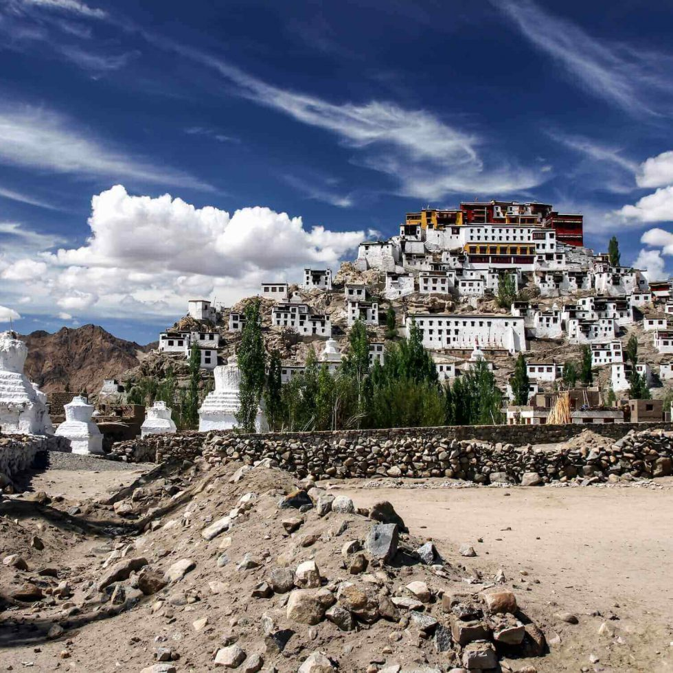 Ladakh - the perfect Indian summer destination