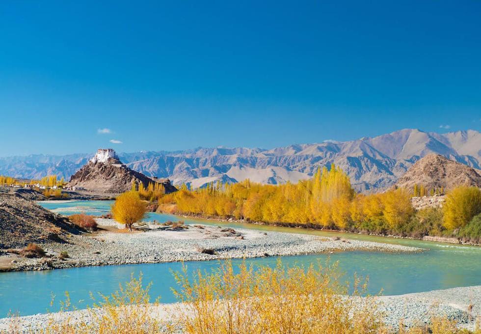 Luxury Holiday to Ladakh India