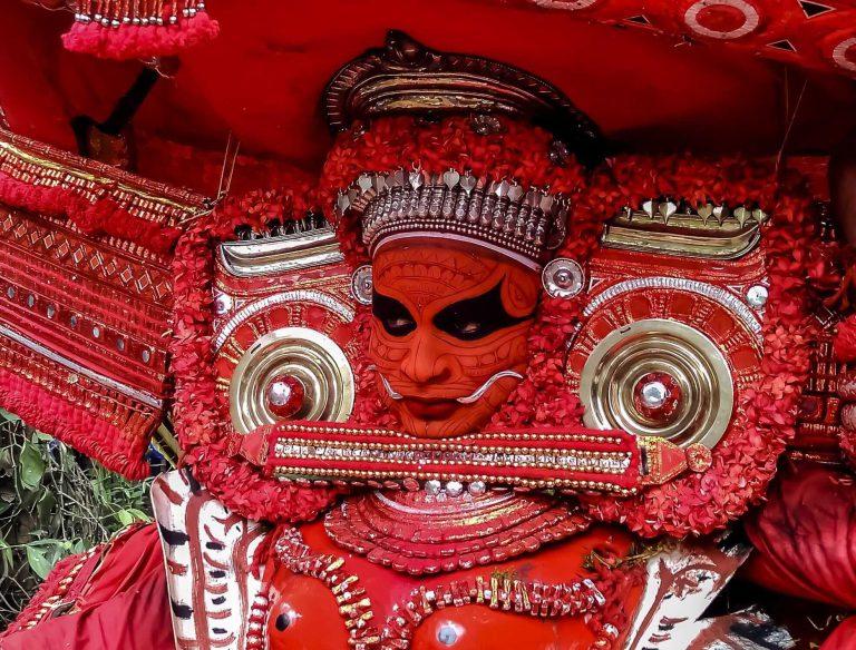 Theyyam - Luxury Holiday to Northern Kerala