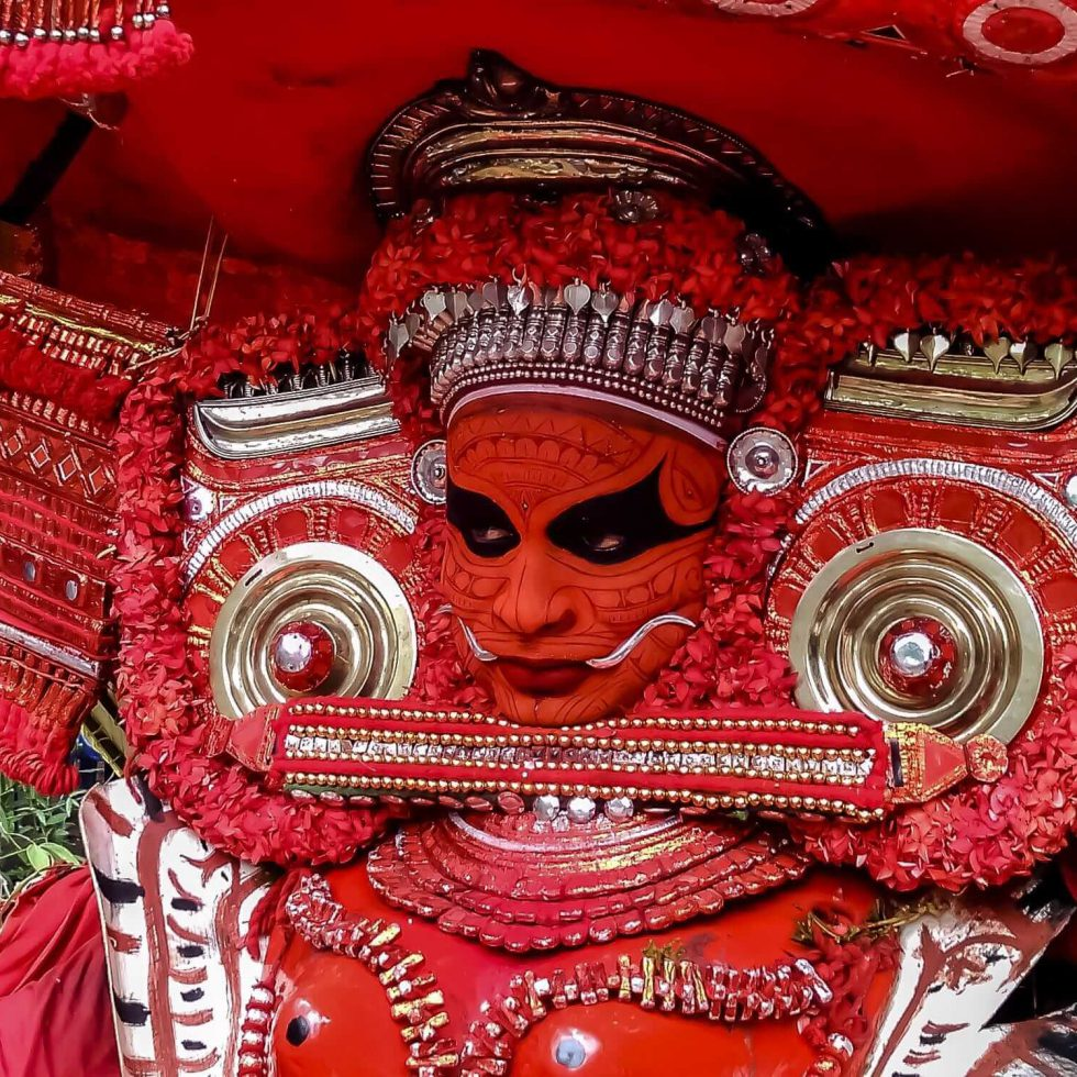 Theyyam - Luxury Holiday to Northern Kerala