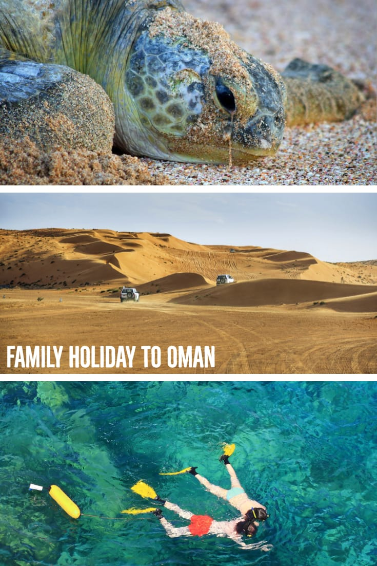 Oman Family Holiday - Read what makes Oman the perfect destination for a family vacation from a child's perspective #Oman #travel #familytravel #middleeast #family