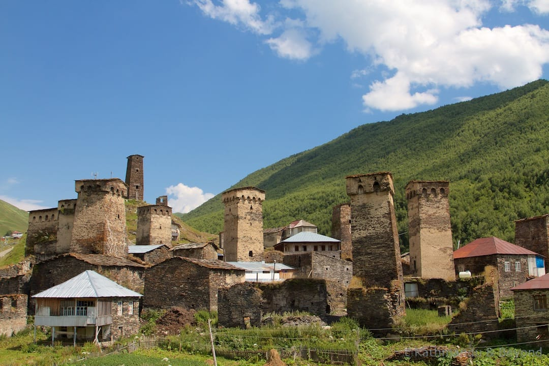 Ushguli Svaneti Georgia | Tailor Made Holiday to Georgia