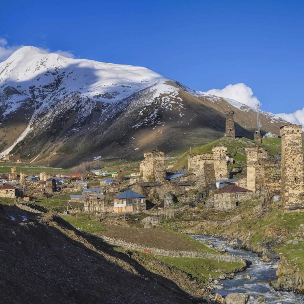 THE MYSTERIOUS STONE TOWERS OF SVANETI IN GEORGIA 4