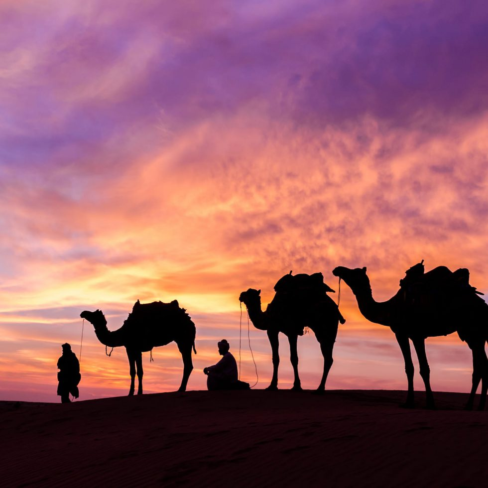 The best countries to combine with Jordan on a tailor made luxury holiday