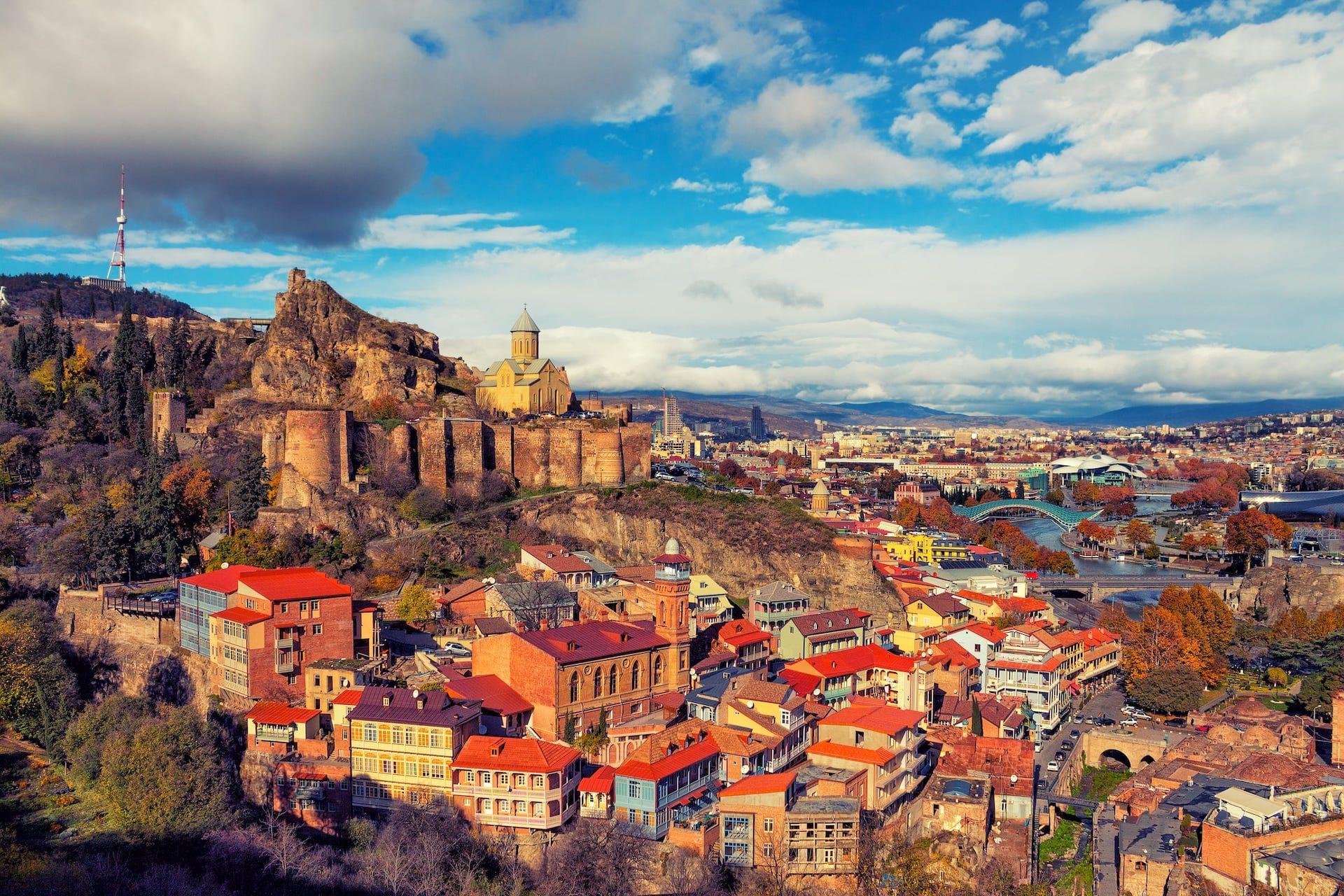 Introducing Georgia - Tbilisi   Tailor Made Holidays to the Caucasus