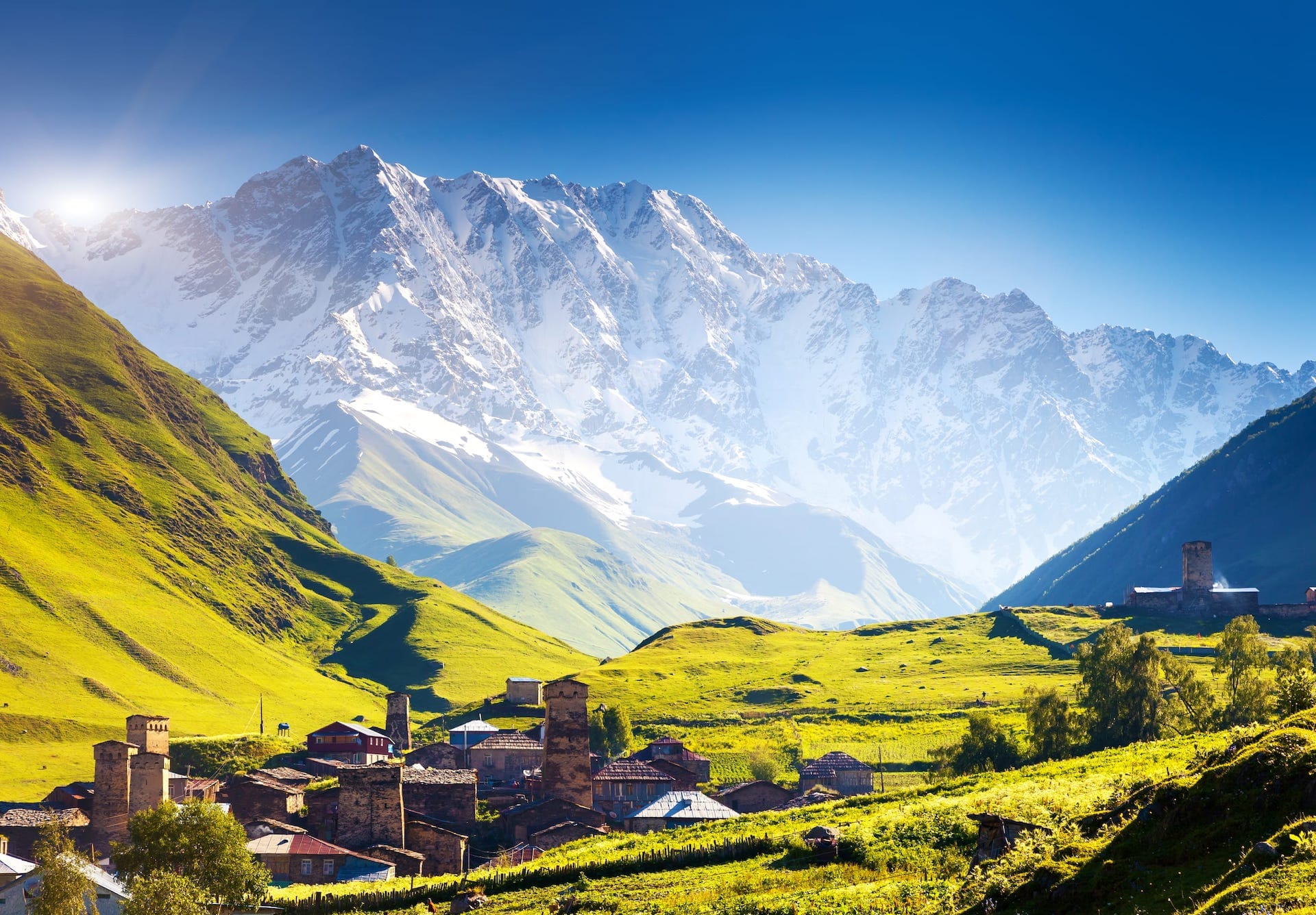 Introducing Georgia - Ushguli | Tailor Made Holidays to the Caucasus