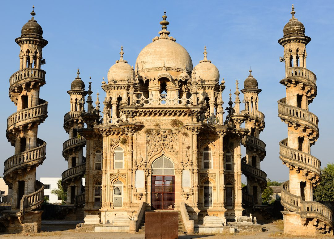 Mausoleum of the Wazir of Junagadh | The Best Places to Visit in Gujarat