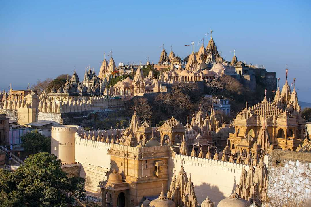 Palitana |The Best Places to Visit in Gujarat
