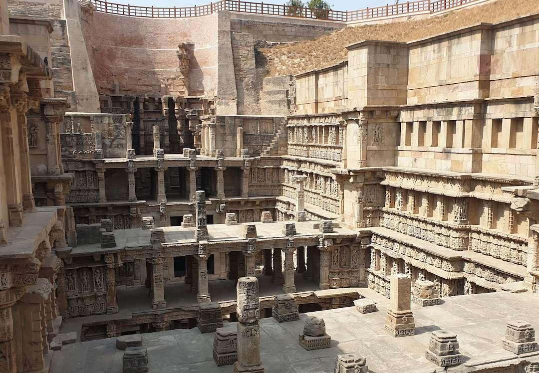 Ran-ki-Vav stepwell, Patan | The Best Places to Visit in Gujarat