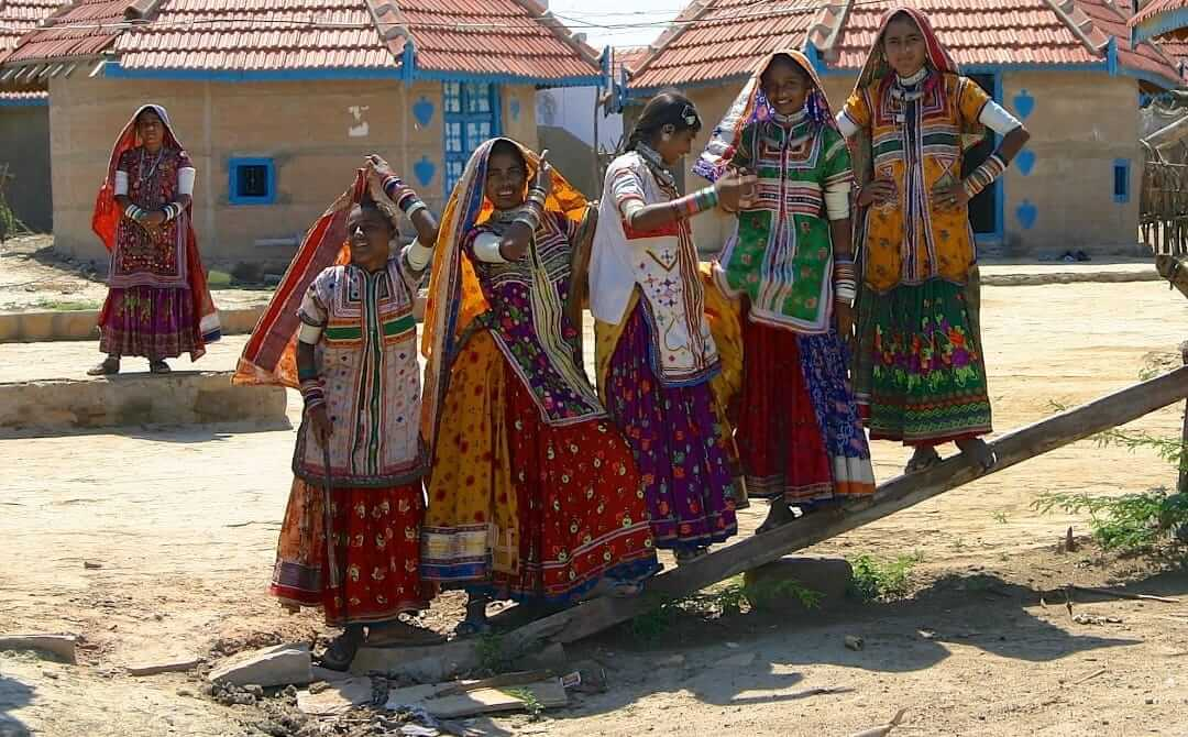 The Best Places to Travel to in Autumn - Banni Village Kutch in Gujarat, India