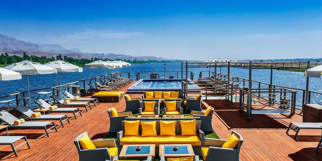 The Best Places to Travel to in Autumn - Oberoi Philae Nile Cruise