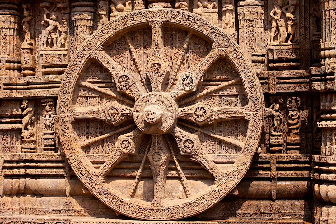 Konark Temple - What to see on a holiday to Odisha, one of India's lesser-visited states
