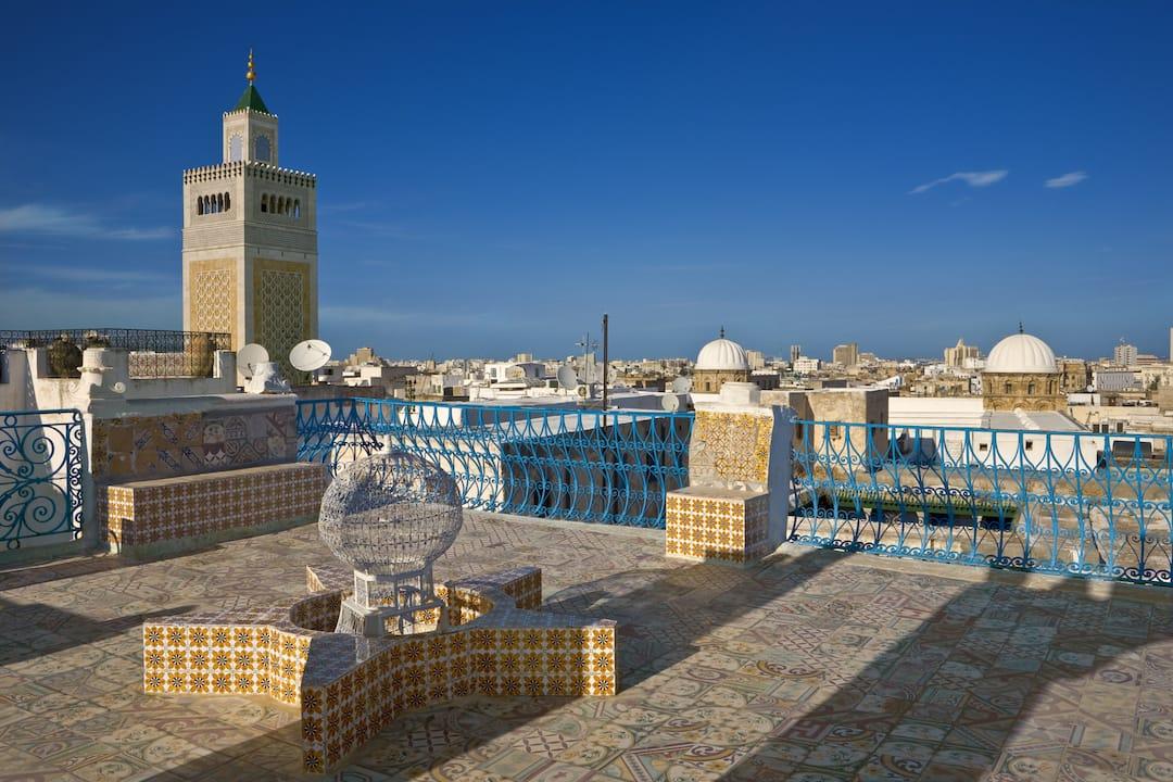 Tunis media, Tunisia