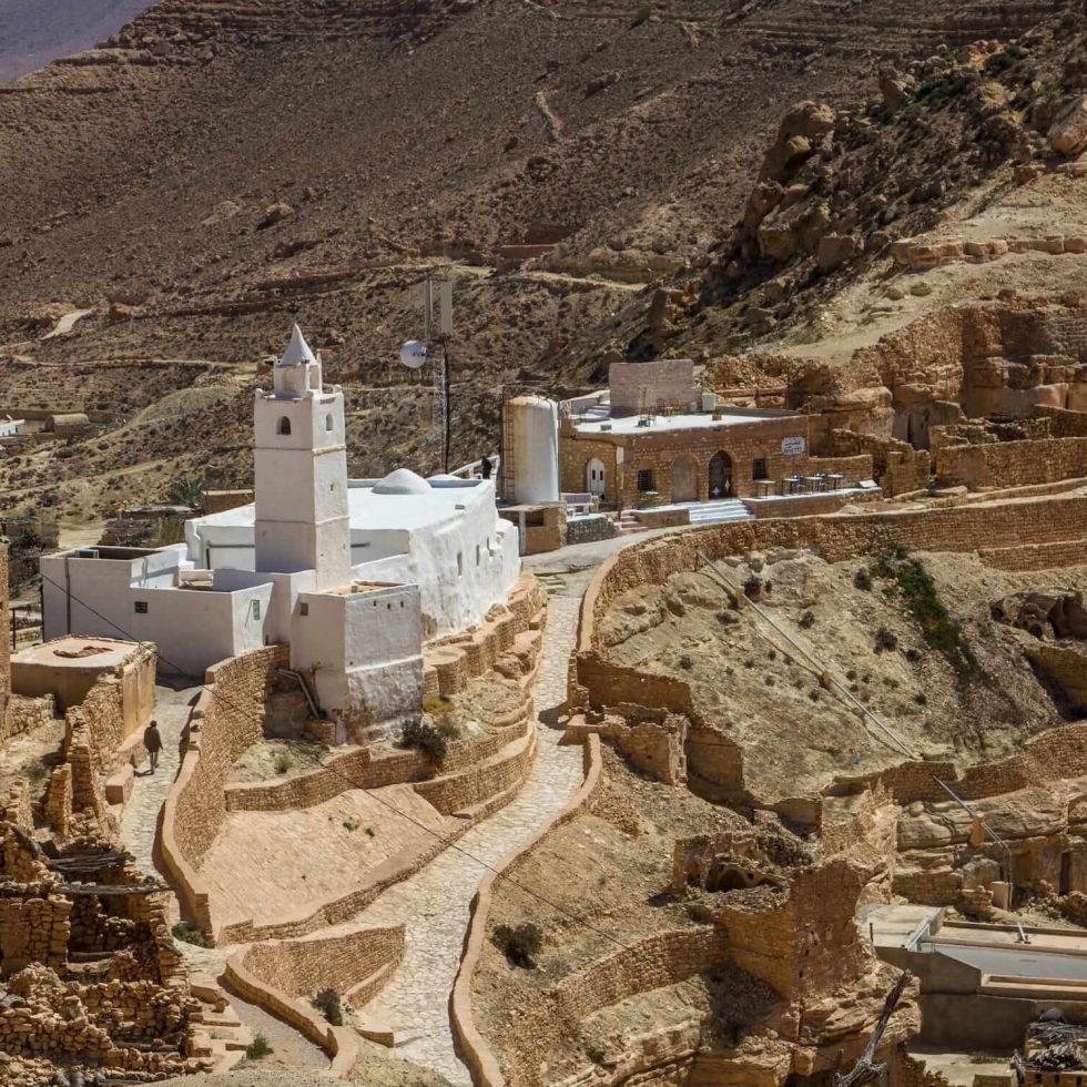 Why Tunisia is more than a beach holiday - Chenini (Tataouine) Tunisia