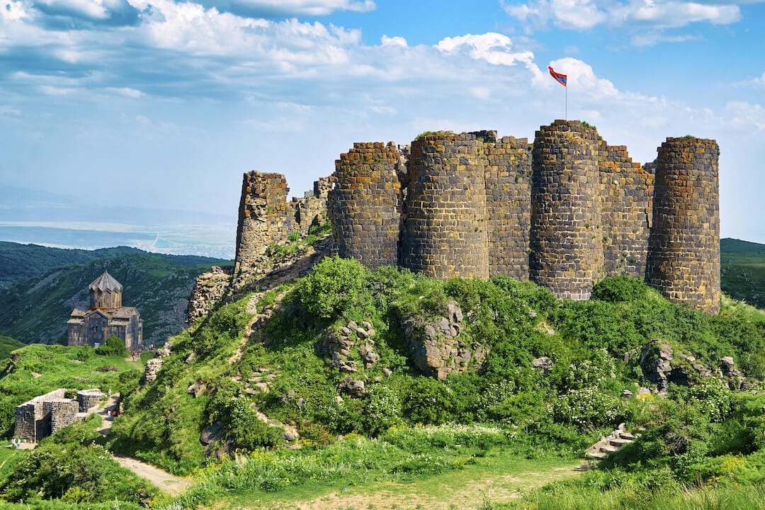 Amberd Fortress - One of the best places to visit in Armenia