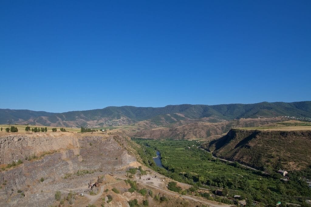 Debed Canyon - One of the best places to visit in Armenia
