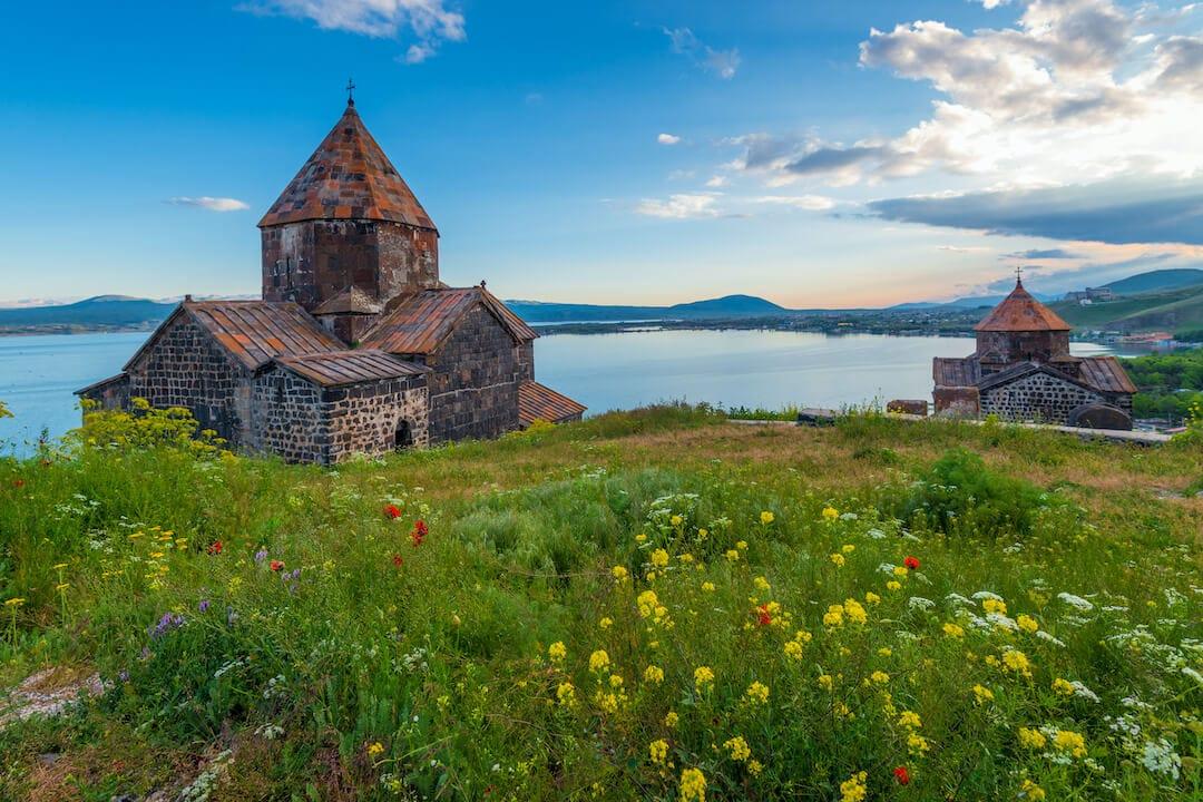 Sevanavank Monastery on Lake Sevan - One of the best places to visit in Armenia