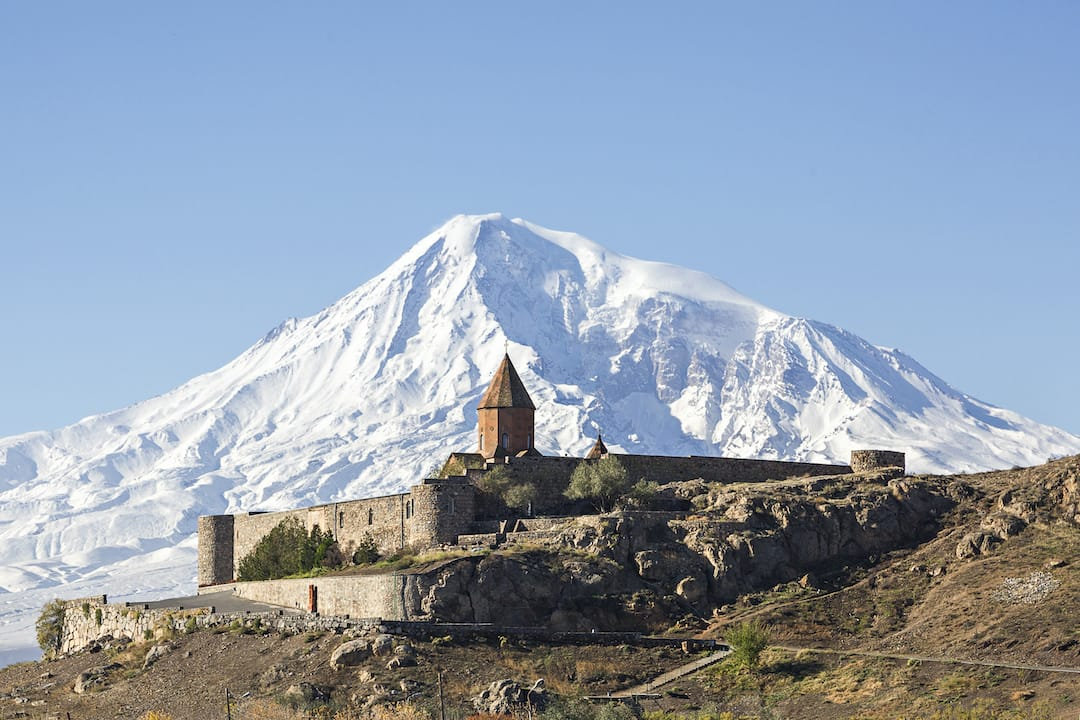See Khor Virap on a tailor made holiday to Armenia