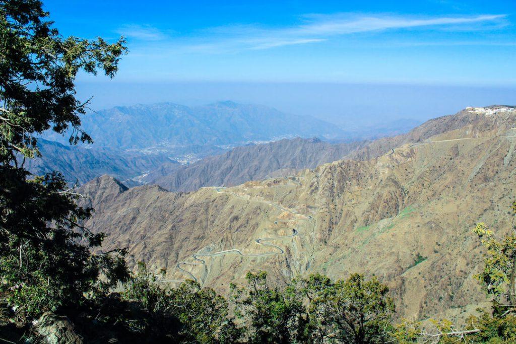 Abha-Mountain-scenery-Saudi-Arabia-dreamstime_m_173683025
