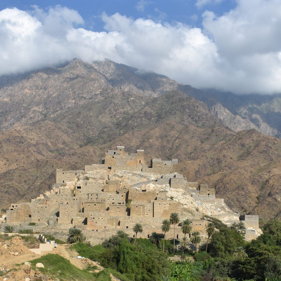 Visiting Al Bahah, Saudi Arabia