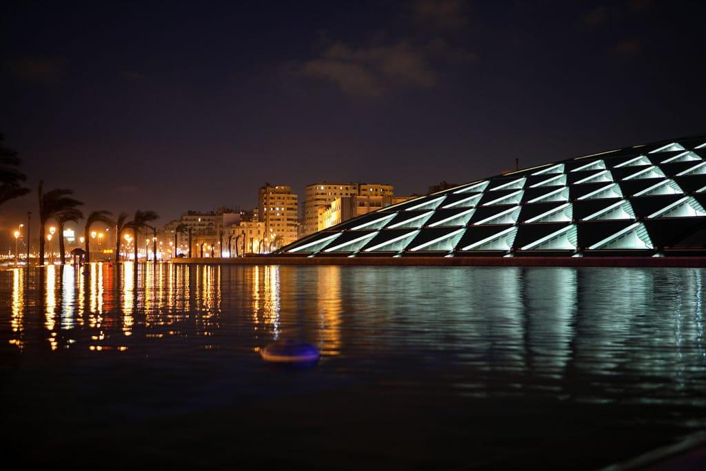 Bibliotheca Alexandrina - Reasons to visit Alexandria in Egypt c. ETA