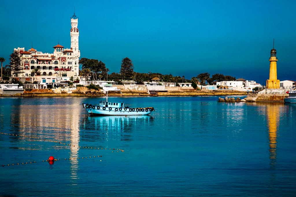 Is Alexandria worth visiting? Montaza Palace in Alexandria, Egypt D18393734