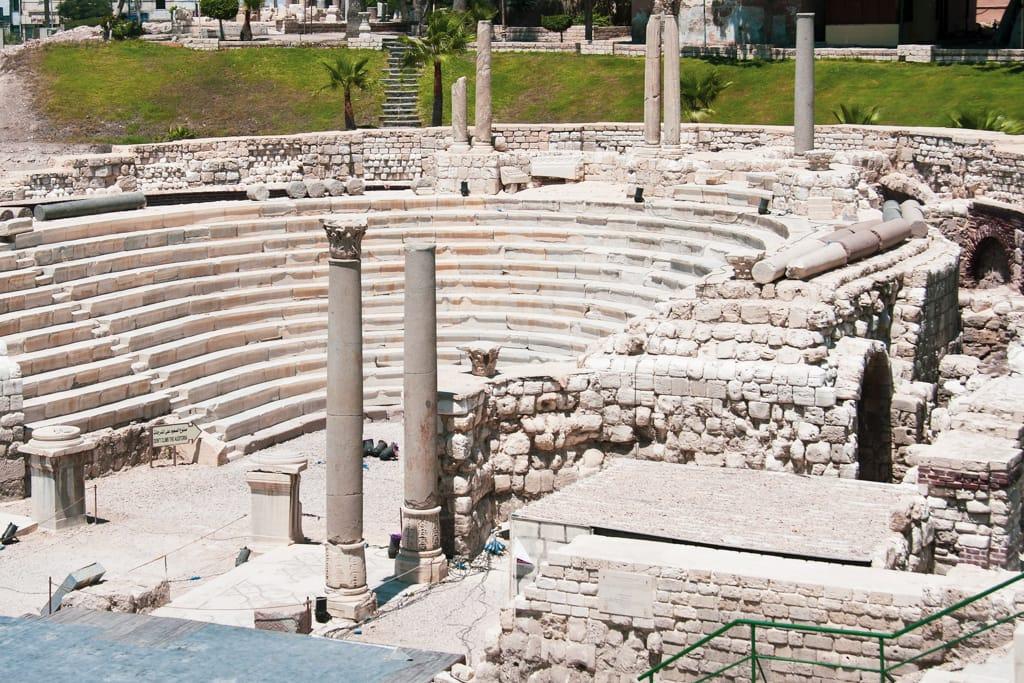 Roman amphitheatre - Is Alexandria worth visiting? D15667534