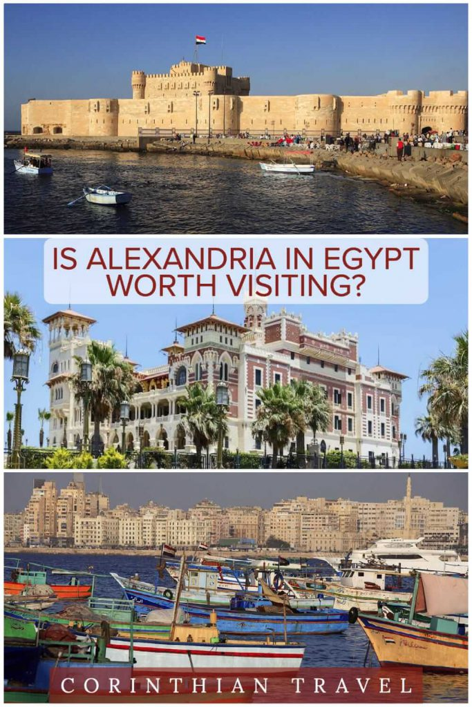 Is Alexandria worth visiting_ Exploring Egypt's Mediterranean metropolis #travel #offthepath #CorinthianTravel