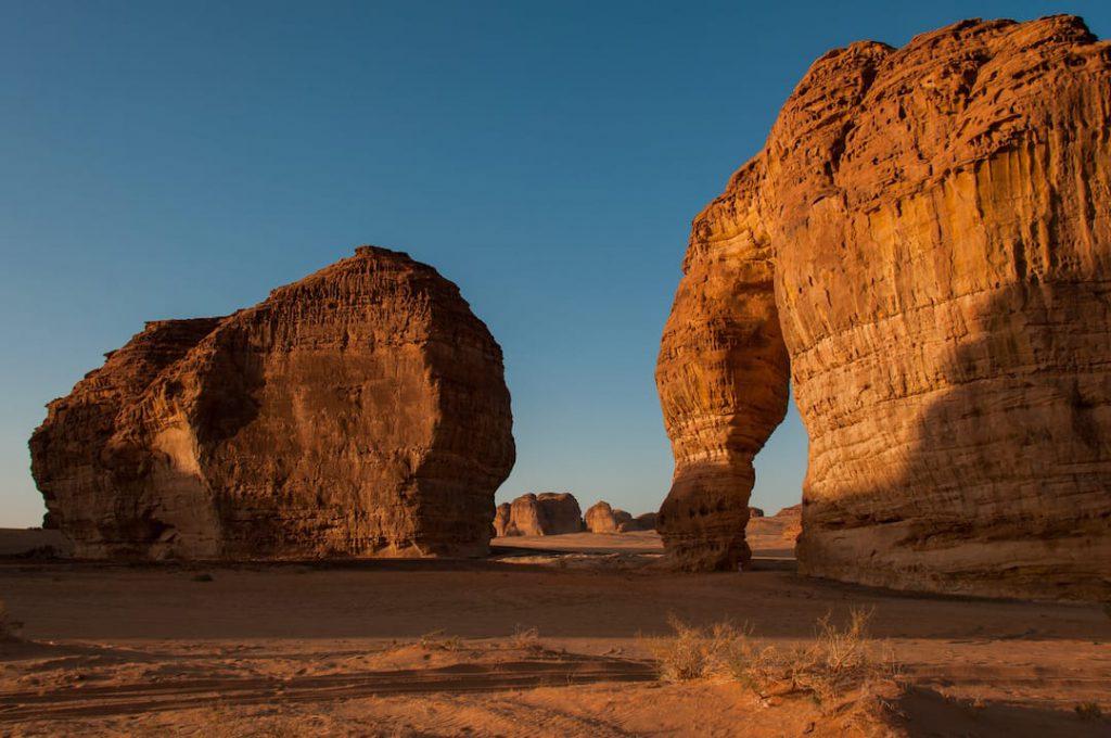 Elephant Rock, Al Ula, Saudi Arabia dreamstime_m_51983561