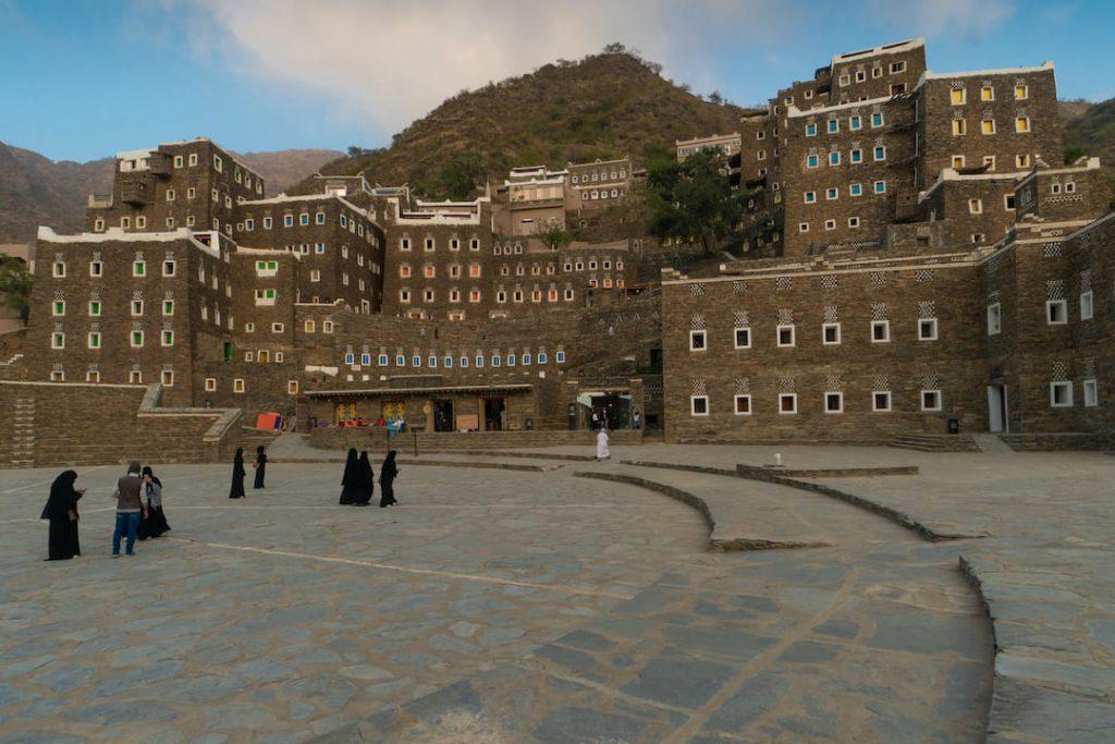 Rijal Heritage Vilage in Asir Province, Saudi Arabia dreamstime_m_152407838