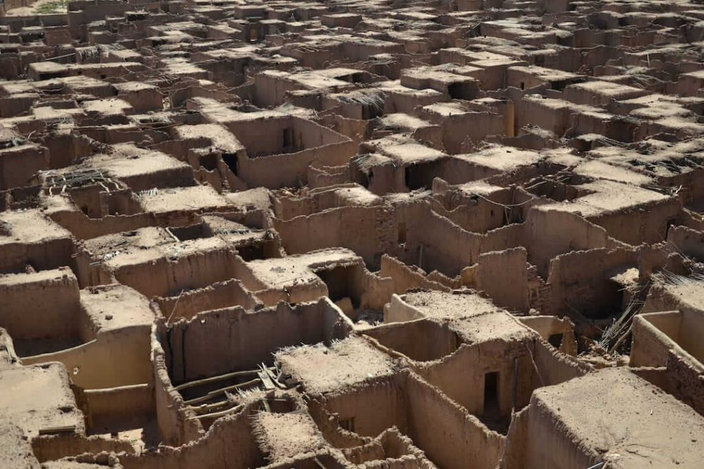 Al Ula mud houses in Saudi Arabia _ What to do in Al Ula; the world's largest living museum