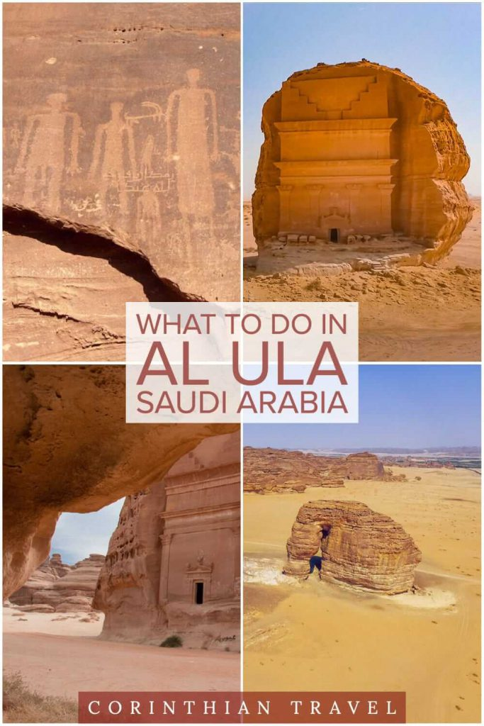 What to do in Al Ula; Saudi Arabia's playground of natural wonders #VisitSaudi #KSA #travel #MiddleEast #luxury #holiday #tailormade