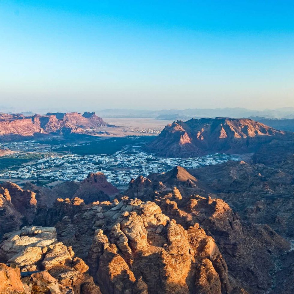 What to do in Al Ula; the world's largest living museum
