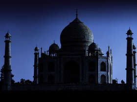 India & The Taj by moonlight is the ultimate private India Golden Triangle Tour