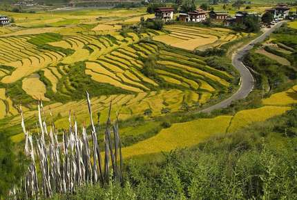 Visit Central Bhutan on a luxury tailor made holiday