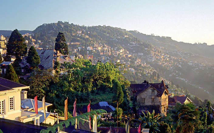 Visit Darjeeling on a tailor-made holiday to North East India