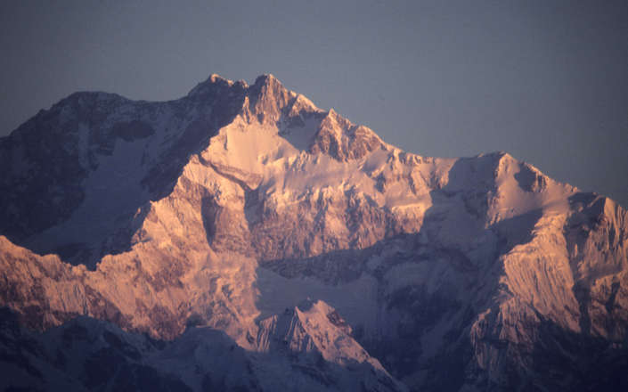 See Kanchenjunga on a tailor made holiday to north east India