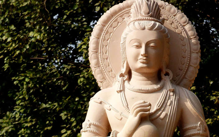 Visit Bodh Gaya on a tailor-made holiday to North India