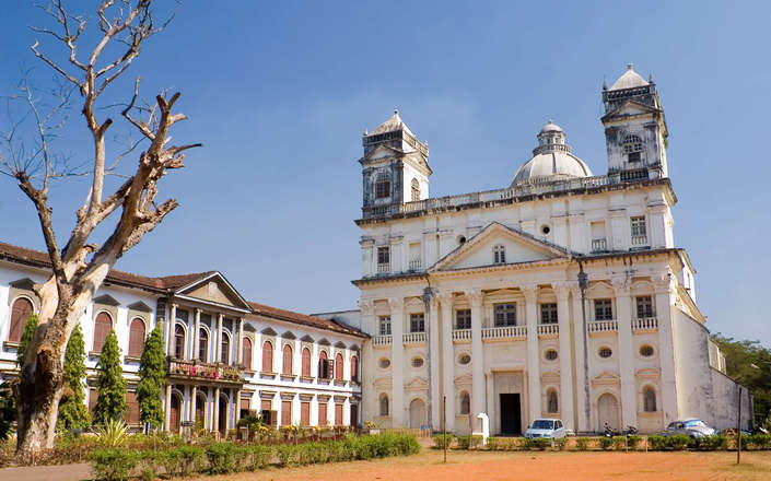 Visit Old Goa during a tailor-made holiday to India