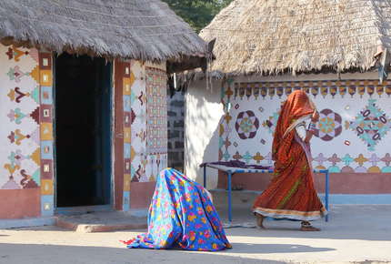 Visit Gujarat on a tailor-made holiday to north India